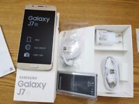 NEW SAMSUNG GALAXY J7 6 2016 16GB 4G UNLOCKED PHONE