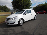 VAUXHALL CORSA VAN 1.3 CDTI DIESEL BRILLIANT WHITE 2010 BARGAIN ONLY £1950 *LOOK* PX/DELIVERY