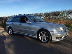 Mercedes c220 cdi sport edition estate