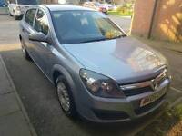 2006 Vauxhall Astra 1.4 i 16V Life SILVER 5dr