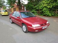 Citroen xantia 2.0 hdi.Y reg 2001 only 1 owner from new, low milage 90k full citroen service history