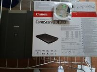 Scanner Canon CanoScan LiDE 210
