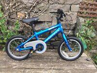 Blue Ridgeback MX 14 Bike (up to age 7) £25
