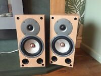 Gale 4020 100W speakers, bookshelf or wall- mounted