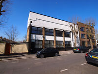 Large 3 bed 2 bath warehouse conversion with terrace, finished to a high spec