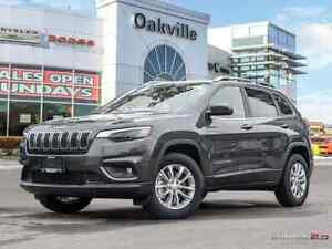 2019 Jeep New Cherokee ***COMPANY DEMO***NORTH***COLD WEATHER GR