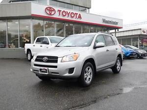 2012 Toyota RAV4 Toyota Certified