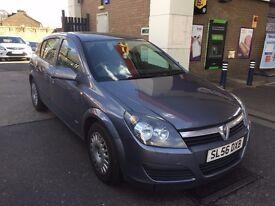 Vauxhall Astra 1.4 i 16v Life 5dr£1,699 4 NEW TYRES , FREE WARRANTY