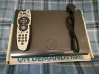 2 TB SKY+ HD WiFi SATELLITE BOX + 2 x 250GB BOXES