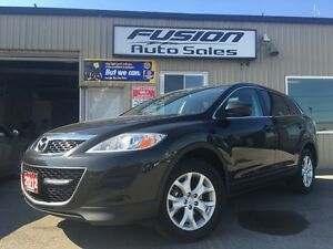 2012 Mazda CX-9 GS-AWD-LEATHER-SUNROOF-OFF LEASE