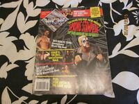 WCW OFFICIAL MAGAZINE JUNE 1994 STING ON THE COVER OTHER MAGAZINES FOR SALE
