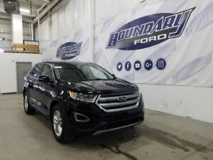 2016 Ford Edge SEL W/ Ecoboost, AWD, 5 Passenger Seating