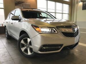 2015 Acura MDX Heated Steering Wheel | Dual A/C | Keyless Entry