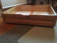 4 Under Bed Storage Boxes