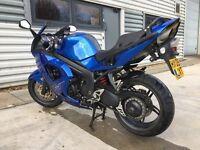 Triumph Sprint 1050 Blue