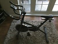 Dynamix speed spin bike