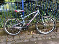 Indur Mountain Bike - Full Suspension - 26 inch - Disk Brakes
