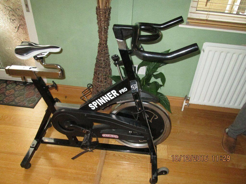 Star Trac pro spinning bike £175 excellent condition