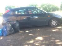 Spares or repairs ford focus