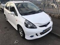 Honda Jazz for sale white colour L@@k MOT