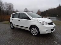 Very clean Nissan note
