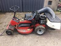 Snapper ride on lawnmower mower spares r repair