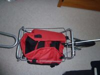 Bicycle Trailer with single wheel BRAND NEW