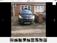 Peugeot 207 1.6 hdi breaking for spares