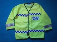 ELC Police Dressing Up Jacket IP1