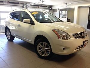 2013 Nissan Rogue SV/1 OWNER LOCAL TRADE!!!