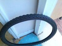 MTB Bike Tyre 26 X 1.95 (53 559) used bicycle tyre