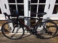 Specialized Allez E5 2016 Road Bike Black - Red