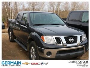 2012 Nissan FRONTIER 4WD CREW CAB
