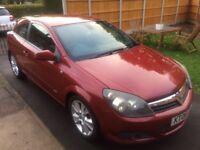 Vauxhall Astra 2.0 16 v turbo 56000 miles