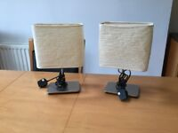 Pair of IKEA Table Lamps