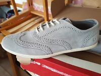 Fred Perry brogues