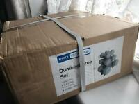 Dumbbell tree set BRAND NEW!!! Never opened.