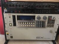 Akai s1100 and s1100 ex expansion 16 voice sampler