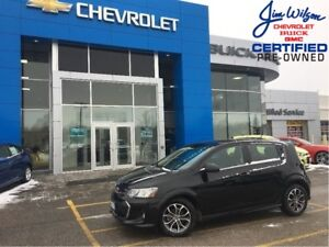 2017 Chevrolet Sonic LT RS SUNROOF REAR CAM HEATED SEATS!!!
