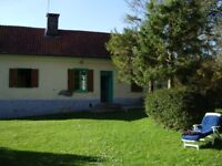 A fisherman's dream and a major bargain! Cottage in Northern France with direct access to river.