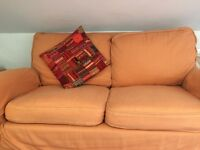 Sofa - 2 Seater (with removable/washable covers)