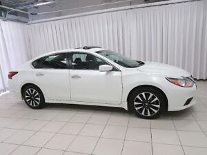 2018 Nissan Altima SV SEDAN w/ HEATED SEATS, ALLOYS, SUNROOF, BA