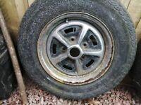Rostyle alloy wheels