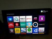 "Sony KDL42W805A 42"" Full HD 1080p 3D Smart Freeview Freesat HD LED"