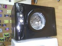 BEKO BLACK WASHING MACHINE 6KG 1400 RPM A+A , fully refurbished, free local deli very