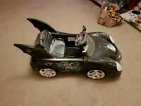 Kids Batmobile Car