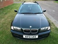 BMW 3 Series 2.5 325i SE Touring 5dr Service History+One Year MOT