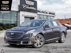 2018 Cadillac XTS Luxury DEMO|AWD|LUXURY|ULTRAVIEW SUNROOF|4G...