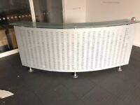 reception desk (immaculate)