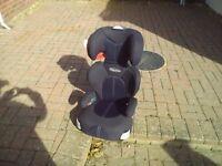 Graco junior 2/3 car seat brand new